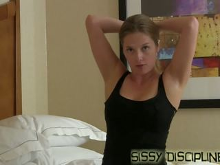 You are a Cute Little Sissy Girl, Free HD Porn 66