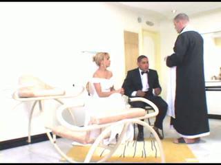 cô gái tóc vàng, brides, milf