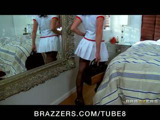 u brunette, buit groot, brazzers alle