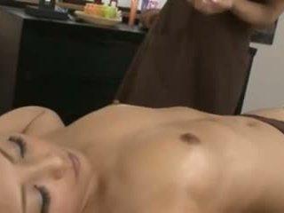 japonês, lésbicas, masturbação