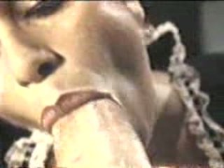 Vanessa Del Rio blow extractingjob