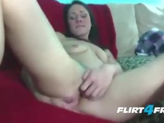 petite, anal, fingret