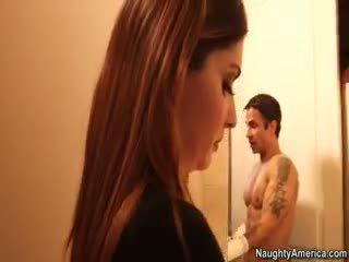 brunete, reāls blowjob hq, liels pornstar bezmaksas