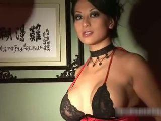 Asiatisk babes onanering video