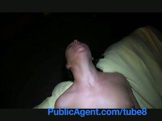 Publicagent natali blue oči sramežljivo punca has multiple orgasms