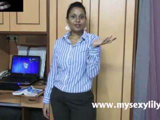 Ấn độ giới tính giáo viên bé lily