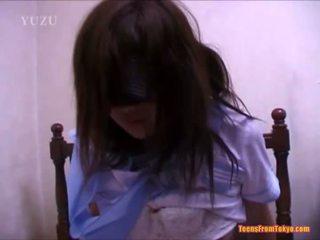 Nhật bản thiếu niên fucked lược khó chịu