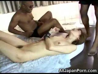 hardcore sexo, japonês, caralho buceta