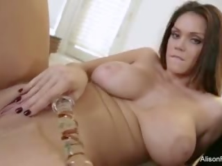big tits, masturbation, alison tyler