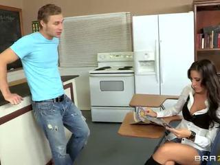 Kortney kane loves į virėjas dalis tikras cream cookies