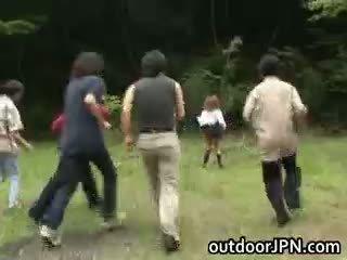 japānas, interracial, valsts