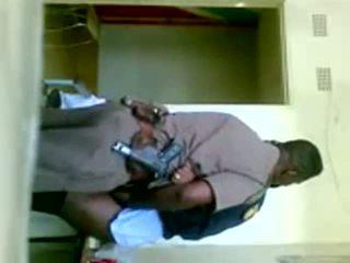 Polizist und ein warder