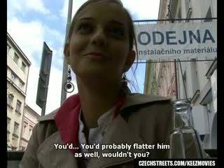Чешки streets - lenka