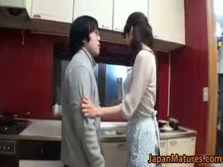 Kiimas jaapani küpsemad babes imemine part4