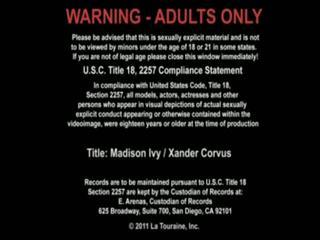 Xander corvus και madison ivy has σεξ στο ο εργασία