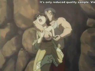 Μείγμα του βίντεο με hentai κόγχες