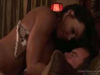 Milf Extreme Tits Lisa Ann Gets A Shot From Randy Spears