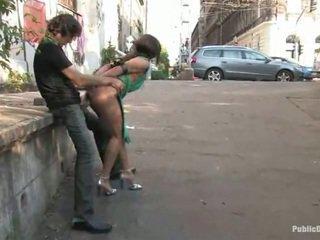 hardcore sex, kova vittu, ulkona sukupuoli