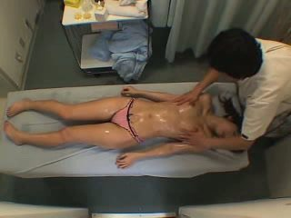 Spycam Health Spa Massage Sex Part 1