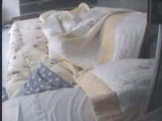 masturberen, slaapkamer, masturbatie, eigengemaakt