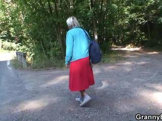 valóság, régi, nagymama, nagyi