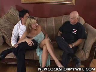 рогоносець, змішувати, wife fuck, wifefuck