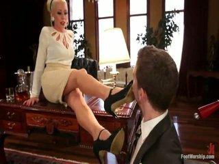 group sex, foot fetish, foot worship, foot-job