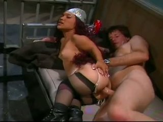 Bridget The Midget Widens Her Little Legs Getting Pussy Tore Open By Biggest Penis