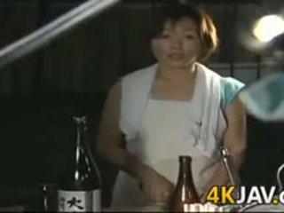 esmer, japon, oral seks, olgun