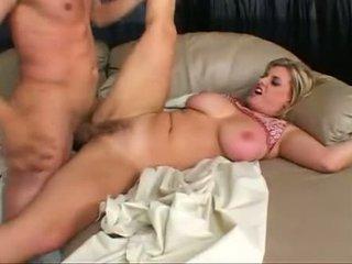 Blondie Kala Prettyman Likes The Feeling Of Massive Cock Probing Twat