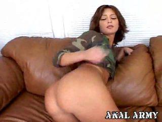 Hawt Army Bitch Francesca Sins