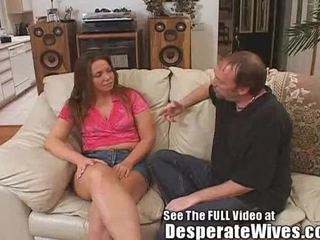 Desperate esposa jazz swallowing esperma