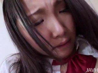 Innocent miyuki im weiß socken spreads