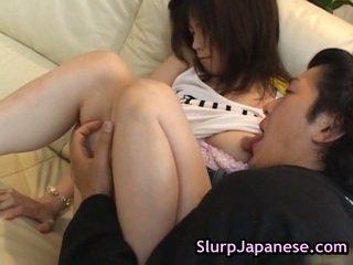 Sexy Asians Sucking Cocks