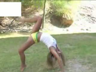 Super sexy aerobic