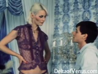 Ketinggalan zaman porno 1970s - seka gets apa dia wants