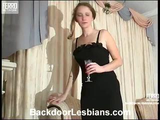 Joanna і irene непристойна анал lezbo episode