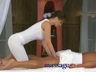 Rita peach - massage rooms groot lul therapy door masseuse met groot tieten