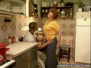 Grannies ระยำ brings คุณ ฮาร์ดคอร์ เพศ เพศ mov