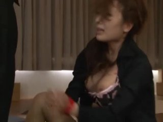 Sex with horny Asian gal