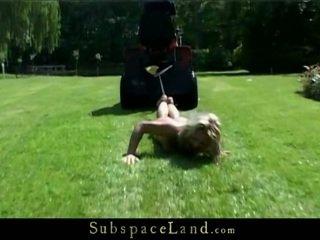 Regular Day Of A Slave Girl