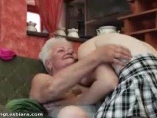 Excitat bunica having excitat sex