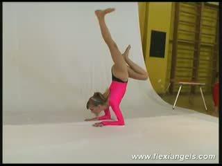 Young balerina alina