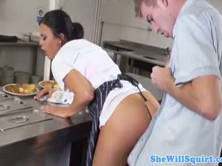 Squirting wanting jasmine jae keuken bj
