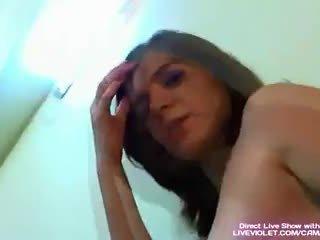 Amateur busty babe Natasha gets fucked