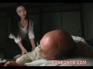 बूढ़ा, पुराने farts, कट्टर, एशियाई