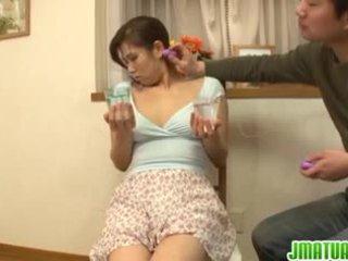 Aya Japanese love mature chick