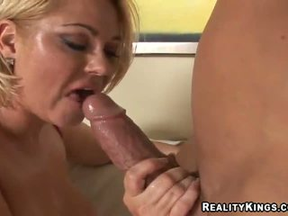 Oustanding tittied samantha 38g has got laid σε αυτήν bearded clam