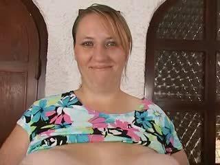 Mẹ & cô ấy lớn to saggy ngực