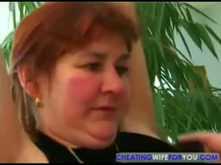 orgasme, mamie, corné, femme au foyer